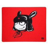 Ulasan Xiaomi Anti Slip Mousepad Red Mitu Design Merah
