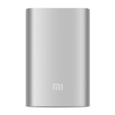 Xiaomi Mi Powerbank 10000 Mah Original Silver Xiaomi Diskon 50