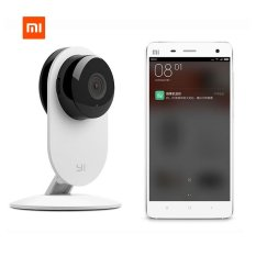 Beli Xiaomi Original Xiaoyi Smart Ip 720P Camera Wifi Cctv Night Vision Putih Xiaomi