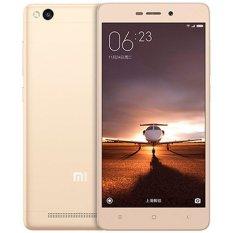 Xiaomi Redmi 3  4G LTE - Ram 2GB/16GB - Gold