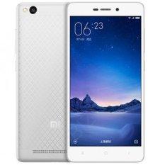 Xiaomi Redmi 3 4G LTE - Ram 2GB/16GB - Silver