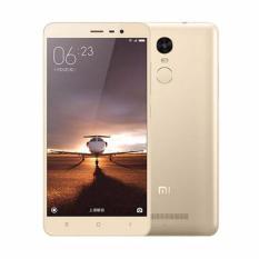 Xiaomi Redmi Note 3 Pro Smartphone - Gold [16GB/ 2GB/ Garansi Distributor]