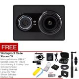 Model Xiaomi Yi Action Camera 16 Mp Hitam Complete Package Terbaru
