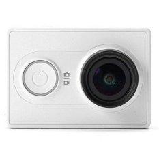 Jual Xiaomi Yi Sport Action Camera Basic Edition International Version Putih Xiaomi Asli
