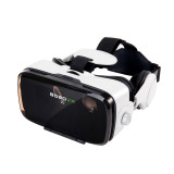 Review Xiaozhai Z4 Bobovr Z4 3D Immersive Vr Virtual Reality Headset 120Fov 3D Movie Video Game Teater Pribadi Dengan Headphone Untuk 4 6 Smartphoes Intl