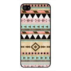 Diskon Y M Abstrak Pola Aztec Phone Case Untuk Iphone 5 Hitam Y M Tiongkok