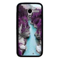 Jual Y M Alami Yang Indah View Desain Phone Case Untuk Motorola Moto X Multicolor Tiongkok