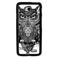Perbandingan Harga Y M Black Tattoos Evil Owl Phone Case For Lg L70 Multicolor Di Tiongkok