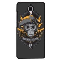 Cuci Gudang Y M Blackout Monkey Original Pattern Cover Case For Xiaomi Mi 4 Phone Case Multicolor