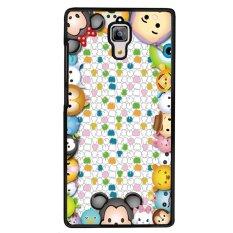 Toko Y M Cell Phone Case Untuk Xiaomi Mi 4 Cute Cetak Komik Cover Multicolor Termurah Tiongkok