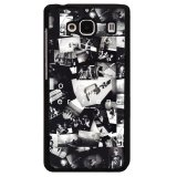 Toko Y M Creative Picture Design Back Case For Xiaomi Redmi 2 Black Y M