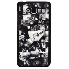 Jual Y M Creative Picture Design Back Case For Xiaomi Redmi 2 Black Grosir
