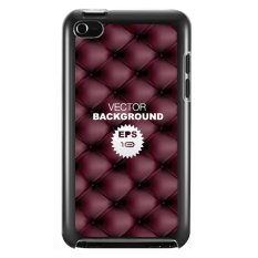 Y & M Fashion Pola Vektor Phone Case untuk IPod Touch 4 (Multicolor)