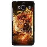 Harga Y M Fire Lion Pola Asli Phone Case Untuk Xiaomi Redmi 2 Multicolor Original