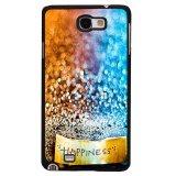 Beli Barang Y M Kebahagiaan Smile Pattern Meliputi Kasus Untuk Samsung Galaxy Note 1 Multicolor Online