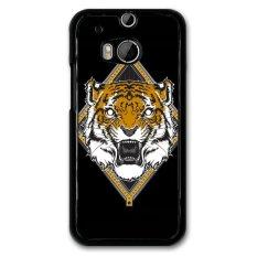 Toko Y M Kenzo Tiger Pola Asli Cover Case Untuk Htc One M8 Mini Multicolor Online Di Tiongkok
