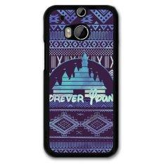 Beli Y M Tribal Pattern Phone Case Untuk Htc One M8 Multicolor Online Murah