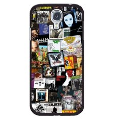 Y & M Berbagai Pola Phone Case untuk Samsung Galaxy S4 Mini (Multicolor)