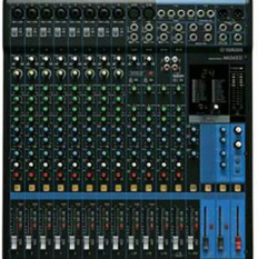Yamaha Mixer Mg 16Xu ( 16 Channel )