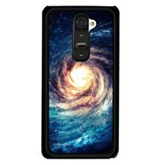 Y & M Aestheticism Universe LG G2 Phone Cover (Multicolor)