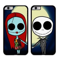 Spesifikasi Y M Jack And Sally Iphone 6 6S Couple Phone Cover Multicolor