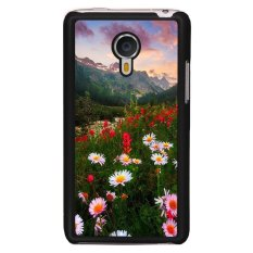 Spesifikasi Y M Meizu Mx4 Pro Sunset Flowers Phone Shells Multicolor Yg Baik