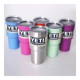 Review Toko Yeti Bilayer Stainless Steel Vacuum Insulated Bottle Mug Cups 30 Oz Online