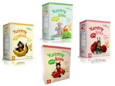 Review Yummy Bites Snack Bayi 4 Rasa Strawberry Apel Pisang Sayur Di Dki Jakarta