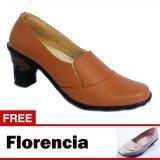 Harga Yutaka Sepatu Kerja Vrant Trand Tan Gratis Florencia Sepatu Casual Krem Dan Spesifikasinya
