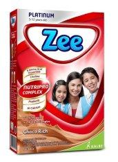 Ulasan Zee Platinum Choco Rich 350 G