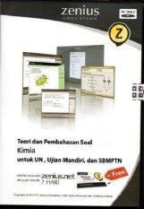 Zenius Set CD SMA Kimia