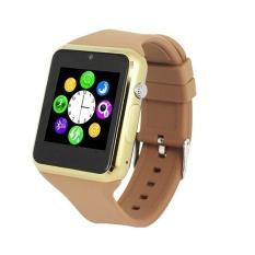 Jual Zgpax S79 Smartwatch Bluetooth Gsm Phone Rubber Strap Cokelat Branded