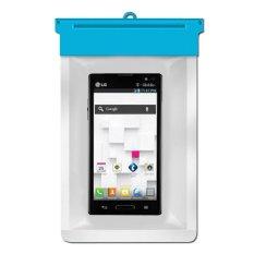 Zoe LG Smartphone L9 Waterproof Bag - Biru