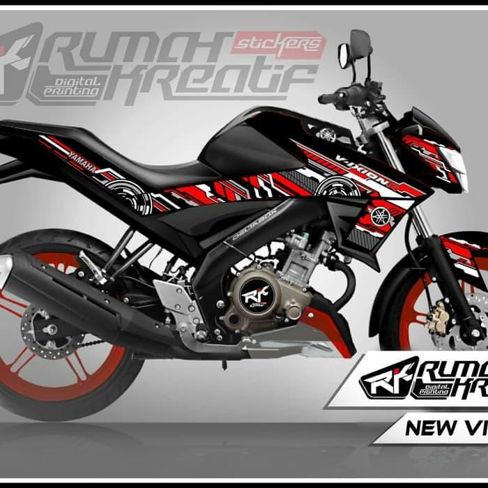 Promo Hari Ini Gan Gudang Sticker Striping Sticker Decal Vixion R Striping Yamaha Vixion R Lazada Indonesia