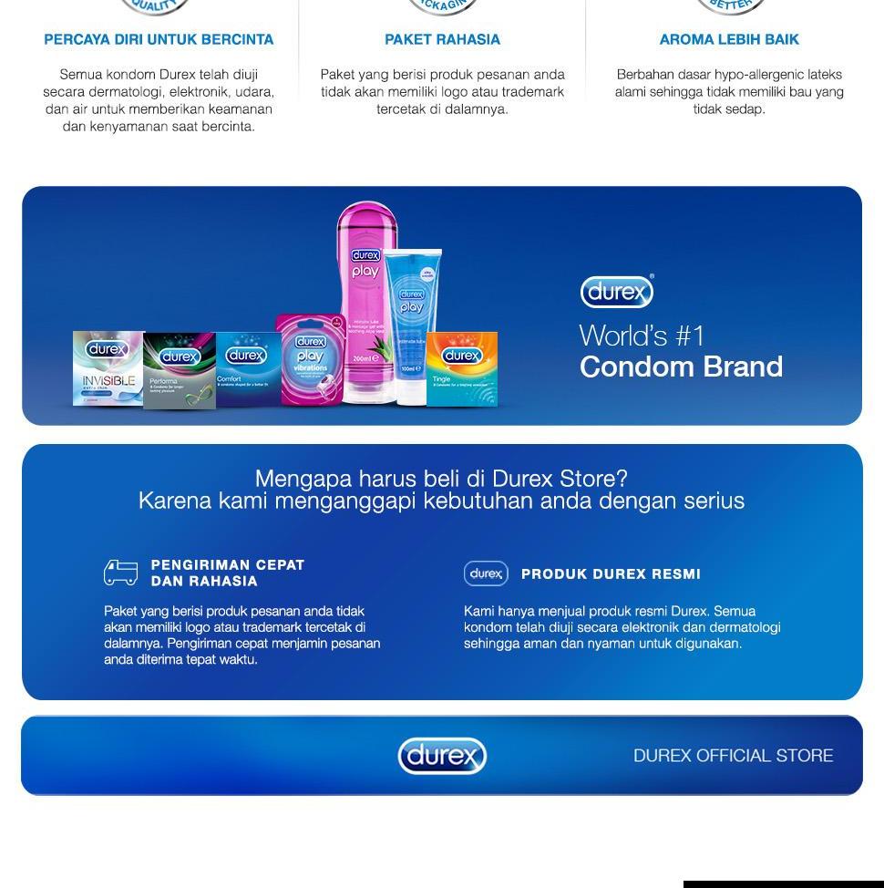 Harga Durex Condom Fetherlite 12s X 2 Pcs Kondom Tipis Sensasi Lebih Invisible Tertipis Dari Order Via Lazada