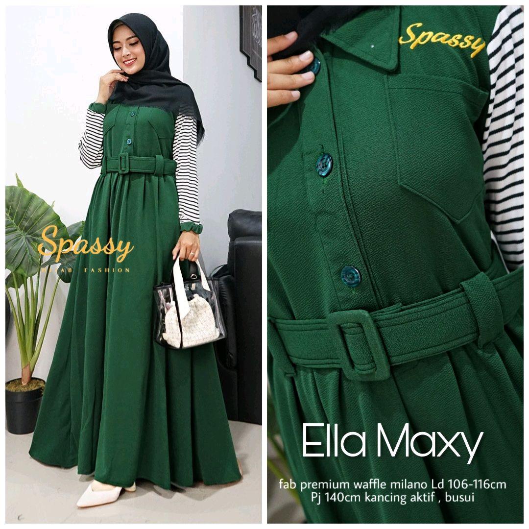 MODEL GAMIS SYARI SOLO ORIGINAL GAMIS ELEGANT Baju Gamis Big Size Jumbo  Gamis Terbaru 10 Modern Busana Muslim Wanita Bisa COD Model DRESS Baju  Gamis