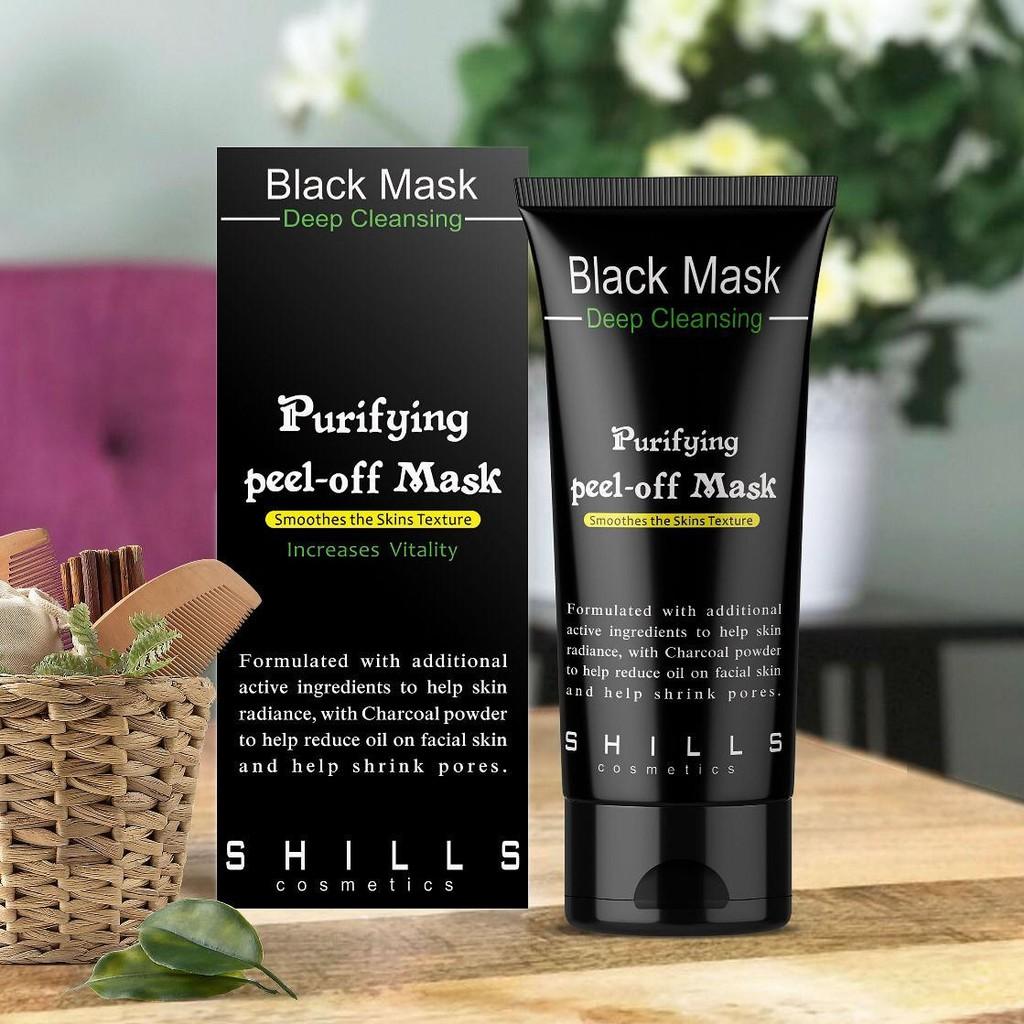 Apakah Shills Black Mask Ampuh Besihkan Jerawat