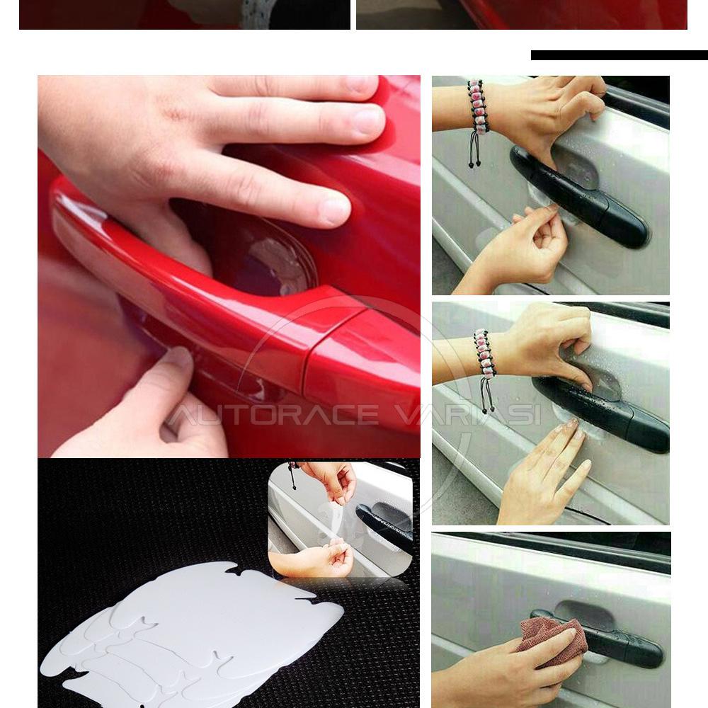 Stiker Handle Mobil 4pcs Universal / Handle Pintu Mobil / Handle Guard / Pelindung Handle / Screen guard / Aksesoris Mobil SC-01 | Lazada Indonesia