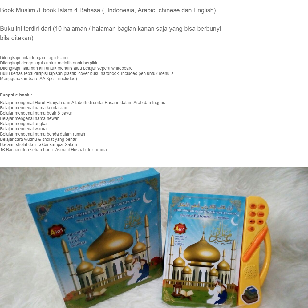Ebook Islam Bahasa Indonesia