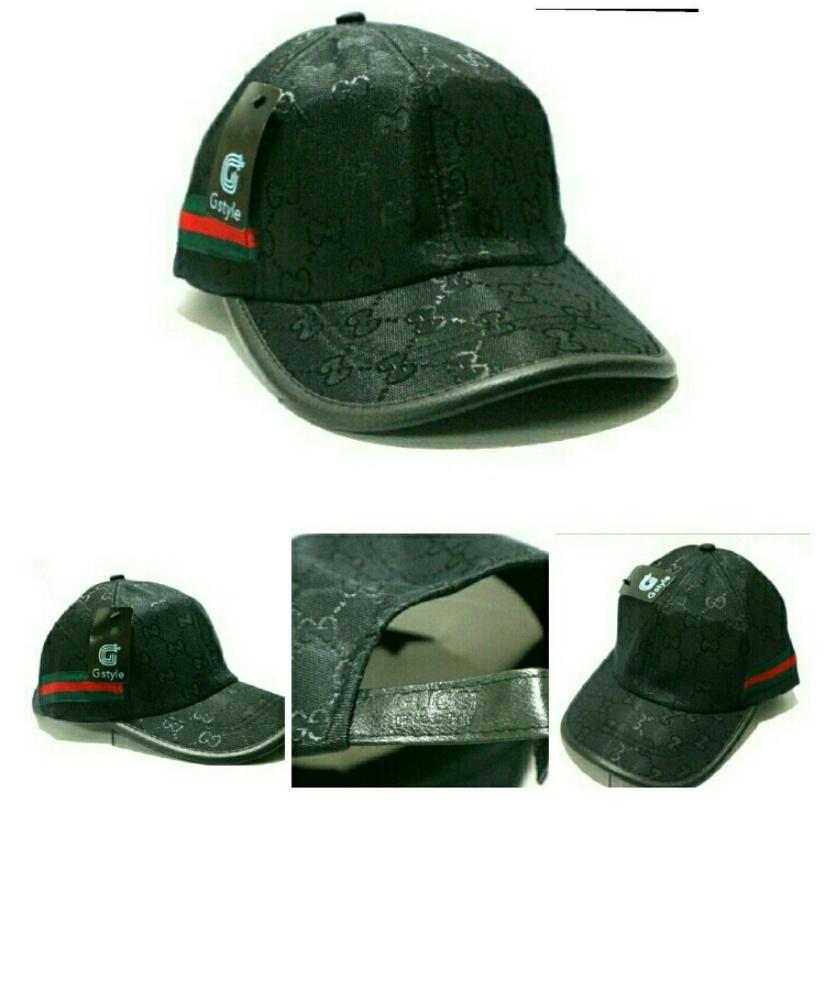 Topi Premium List Samping Hitam Spec dan Daftar Harga Terbaru Source · Topi  Gucci Al Bahan c330ad9c40