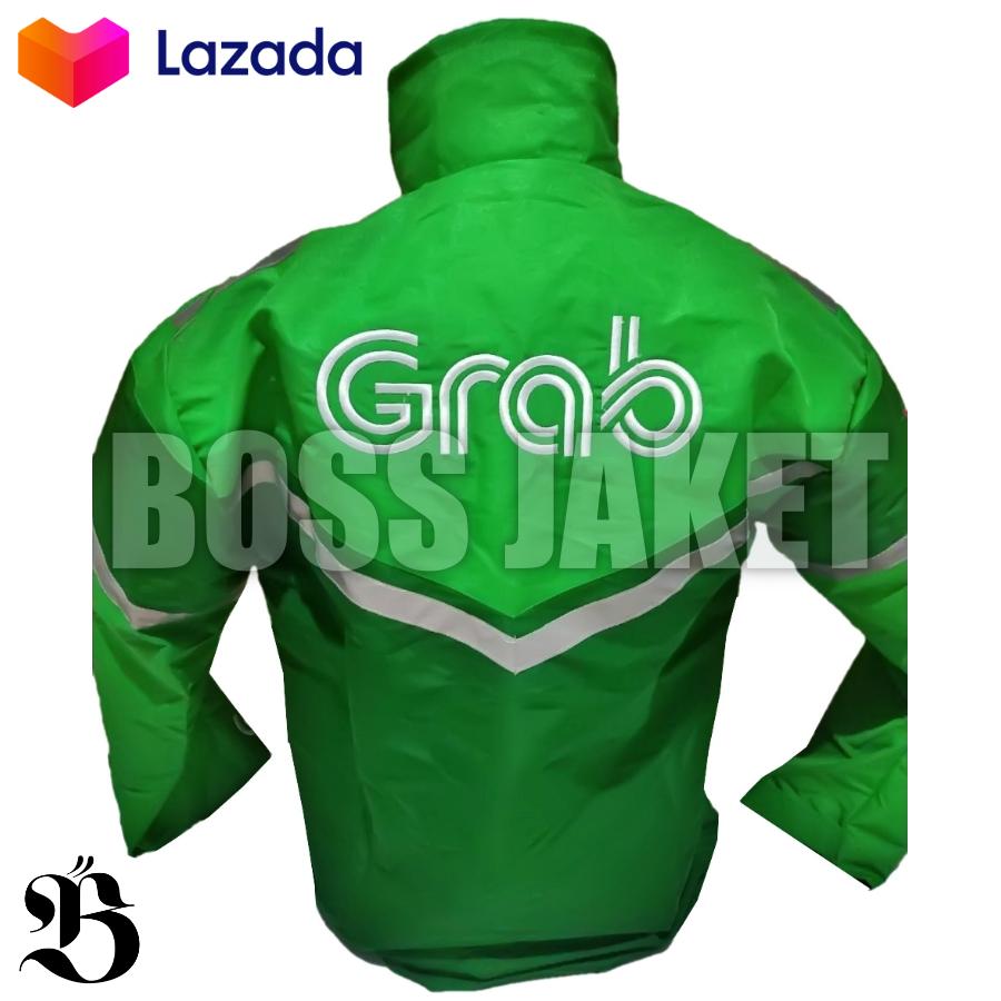 710 Koleksi Desain Jaket Grab Gratis Terbaik