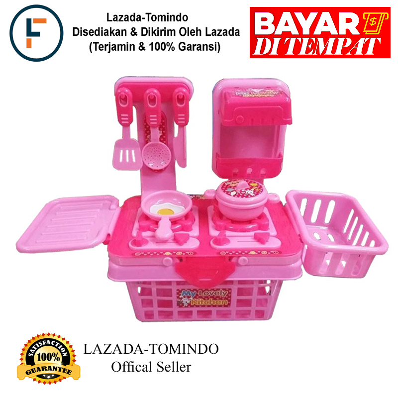 Lazada Kitchen Set Mainan Kitchen Appliances Tips And Review