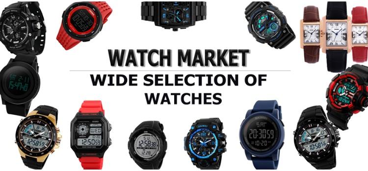 SKMEI Jam Tangan 1016 Pria Olahraga Tahan Air Analog Digital LED Multifungsi Waterproof Sports Men Watch