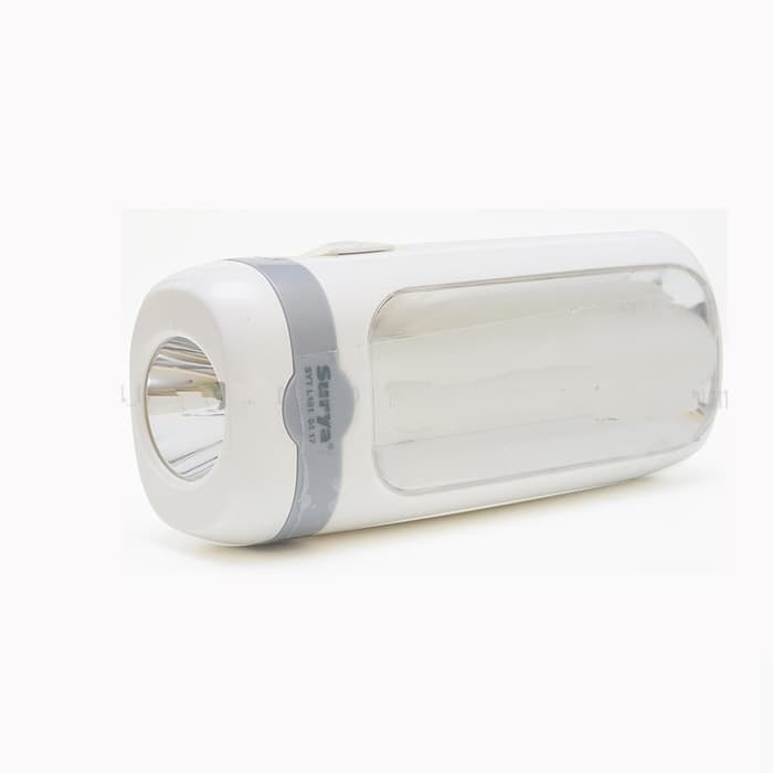 Surya pelopor teknologi lampu emergency terbaik , sehingga kualitas & daya tahan produk-produk tidak perlu diragukan lagi.