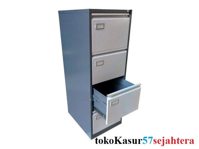 Filling Cabinet Besi Top Ns Fctn4 4 Laci Khusus Jabodetabek Lazada Indonesia