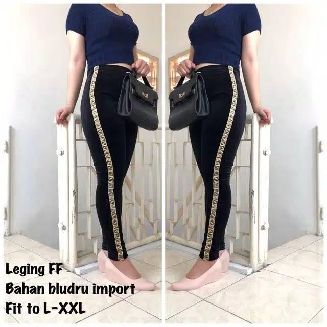 Celana Wanita Fendi Membeli Jualan Online Celana Legging Dengan Harga Murah Lazada Indonesia