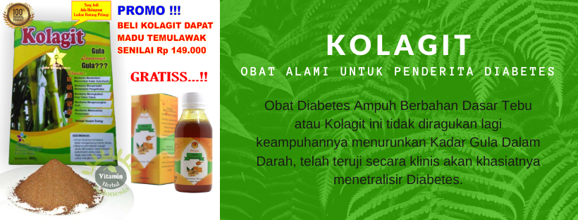 kolaghat obat diabetes dari