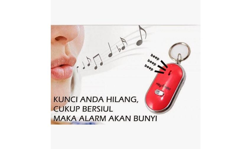 Sien Collection Gantungan Kunci Siul Alarm On Off / Gantungan Kunci Siul Anti Maling / Key Finder / Gantungan Unik / Gantungan Anti Hilang / Gantungan Murah