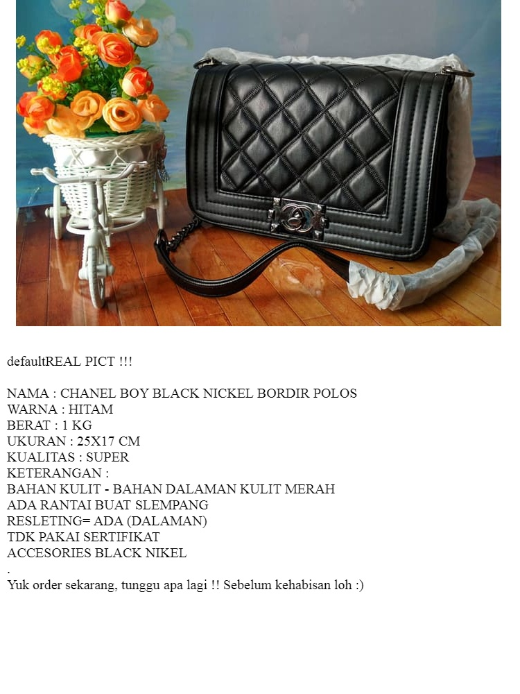 Tas Selempang Tali Rantai Wanita Branded Chanel - Wiring Diagram And ... 0ce0e7f1e2