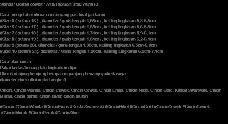 ... VeE 9 Buah Gelang Wanita Kerincing Lapis Emas 18K Model GW05. Source · Order via Lazada